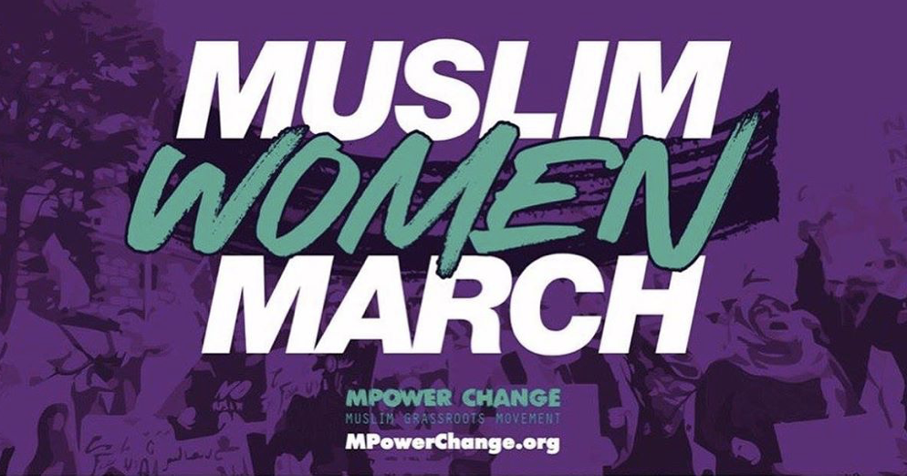 Stichting Maruf - Muslim Women March